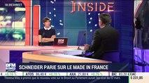 Schneider parie sur le made in France - 25/02
