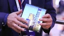 Así es el Huawei Mate X, el móvil plegable de Huawei