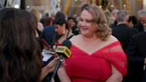 Danielle Macdonald Gets Star-Struck, Too