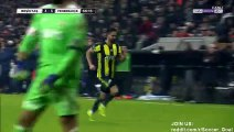Hasan Ali Kaldirim Goal HD - Besiktas 3 - 3 Fenerbahce - 25.02.2019 (Full Replay)
