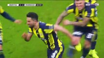 Hasan Ali Kaldırım Goal - Besiktas JK 3 vs 3 Fenerbahce SK