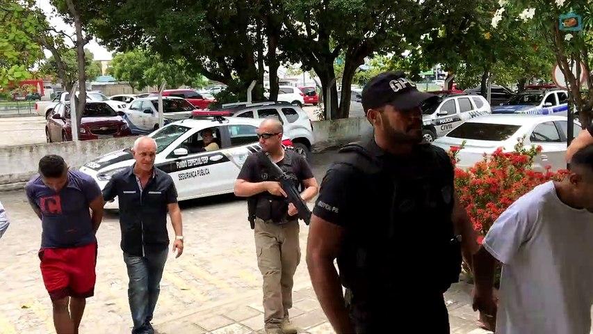 Delegado Paulo Martins fala detalhes do duplo homicídio em Pedras de Fogo