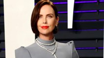 Charlize Theron Talks 'Untitled Roger Ailes Project'