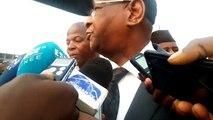 Lansana Kouyaté de retour à Conakry