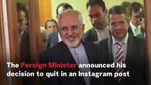 Iranian Foreign Minister Mohammad Javad Zarif Resigns