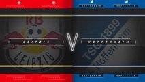 23e j. - Le RB Leipzig arrache le nul contre Hoffenheim
