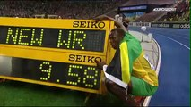 This is why Usain Bolt has the 100m World Record Via Eurosport