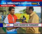 Rio Olympics 2016: PV Sindhu's coach Pullela Gopichand speaks to News exclusively