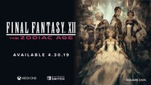Final Fantasy XII The Zodiac Age - Trailer Switch & Xbox One