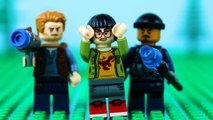 LEGO Jurassic World STOP MOTION LEGO Jurassic World: Indoraptor Attack | LEGO | By Billy Bricks