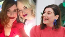 How Emma Stone Got Glam for the Oscars Red Carpet