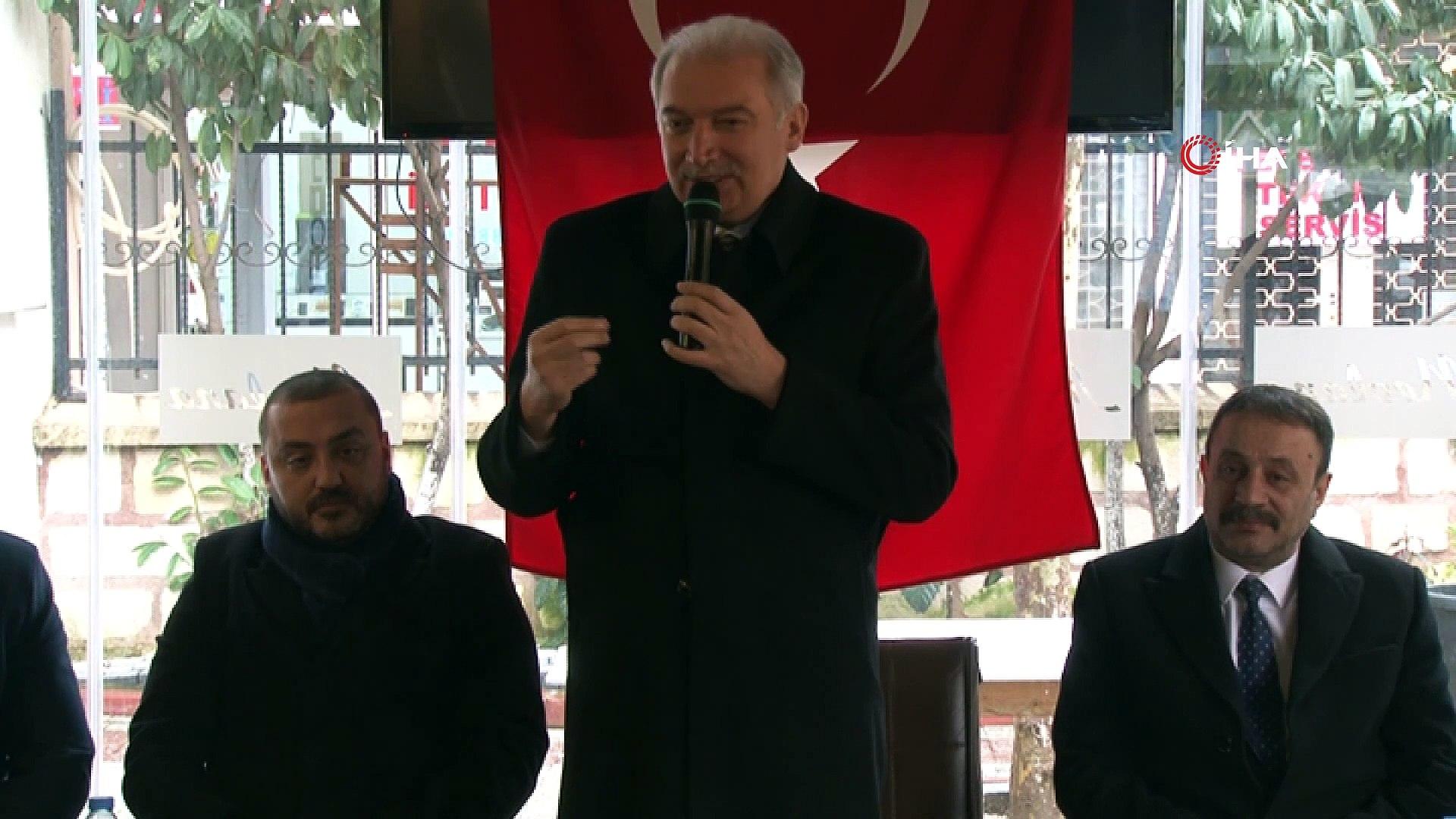 AK Parti Büyükçekmece Belediye Başkan Adayı Mevlüt Uysal: 'Büyükçekmece'ye yeni üniversiteler k