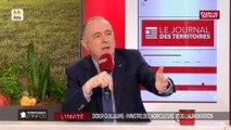 « Je n'ai aucun doute sur la dangerosité du glyphosate », affirme Didier Guillaume