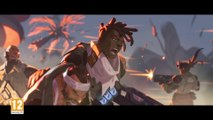 Overwatch - Les origines de Baptiste