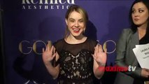 Laura Slade Wiggins 2019 Golden Soiree Pre-Oscar Party Red Carpet