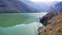 Atasu Barajı'nda doluluk oranı yüzde 100'e ulaştı