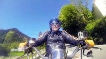 Route des Grandes Alpes  4 ème étape