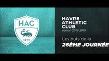 Les buts de la 26ème journée de Domino's Ligue 2