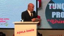İzmir- İzmir Büyükşehir Belediye Başkan Adayı Tunç Soyer Projelerini Tanıttı