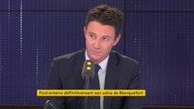 Macron en maraude : « ce n'est pas un coup de com » assure Benjamin Griveaux