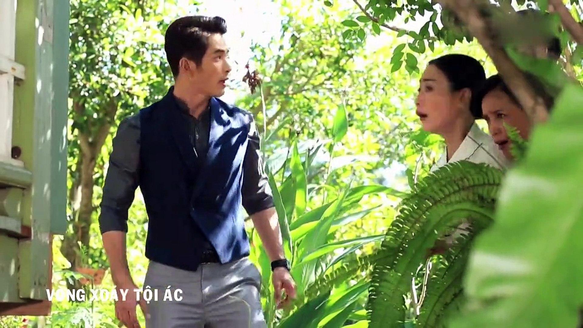 Vòng Xoáy Tội Ác Tập 8 - Phim Thái Lan Lồng Tiếng
