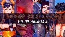 Street Fighter V : Arcade Edition - DLC du Capcom Pro Tour 2019