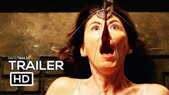 THE ORDER Official Trailer (2019) Netflix, Horror Series HD