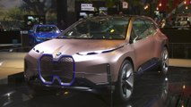 Bmw Vision Inext At The Mobile World Congress 2019 Barcelona