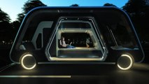 Self-Driving Hotel Rooms May Soon Become a Reality