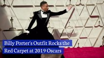 Check Out Billy Porters Oscar Red Carpet Look