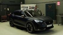 VÍDEO: Cupra Formentor Concept, un SUV+deportivo