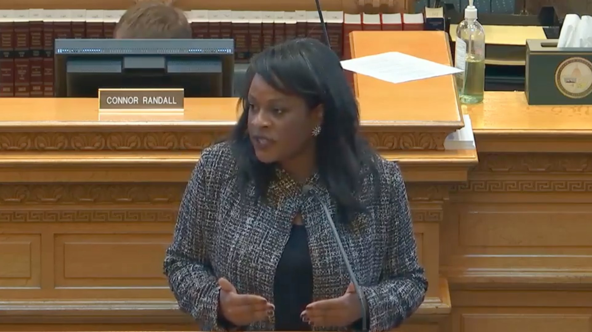 Colorado Rep. Leslie Herod Makes Passionate Plea For Sex Ed That's Inclusive Of LGBTQ+ Students