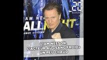 Liam Neeson, l'acteur au «Sang Froid» un peu chaud