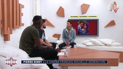 Pierre Niney est l'invité de Clique Claque - CLIQUE TV