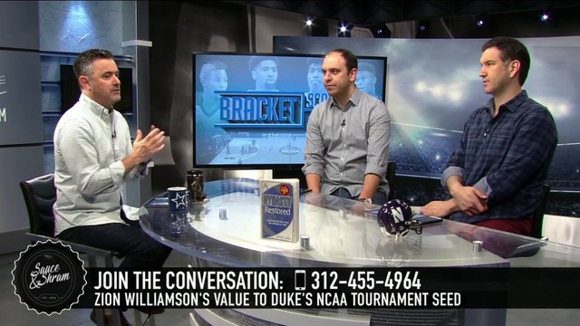 How Zion Williamson's Injury Impact Duke's Seed in the NCAA Tournament