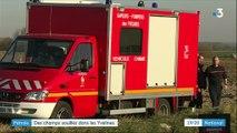 Yvelines : une fuite de pétrole se répand sur des champs agricoles