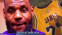 LeBron James Plays TERRIBLE Defense & Blames Teammates For Loss Fans Threaten To BURN James' Jersey
