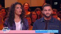Sabrina Ouazani réagit après la sortie de Franck Gastambide dans SLT