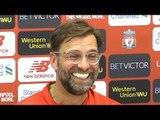 Jurgen Klopp Full Pre-Match Press Conference - Liverpool v Watford - Roberto Firmino Doubtful