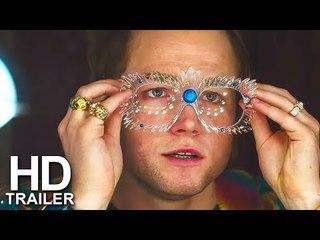 ROCKETMAN Official Trailer #2 (2019) Taron Egerton, Richard Madden Movie HD
