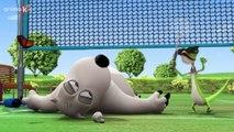 Bernard Bear | Badminton ET PLUS | 30 min de compilation | Dessins animés pour enfants |