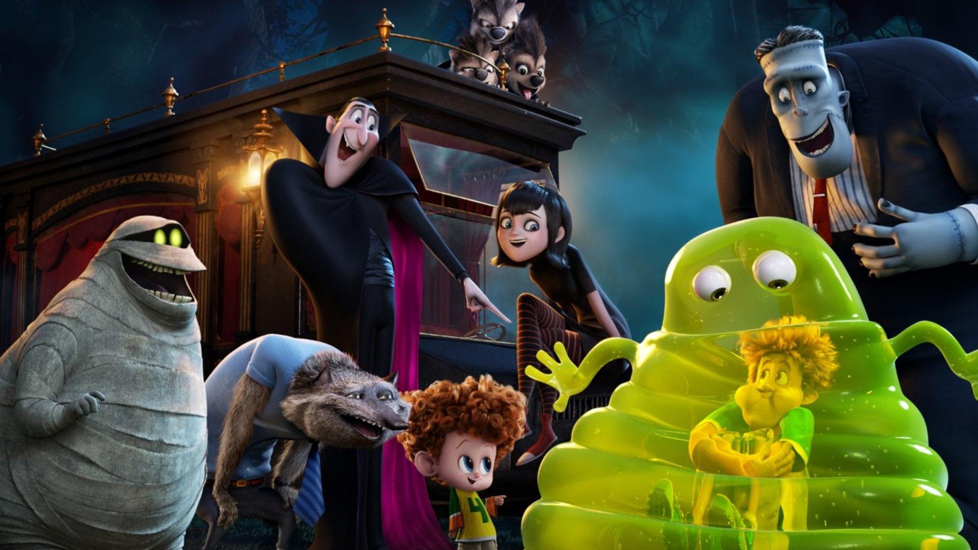 'Hotel Transylvania 4' Gets Release Date
