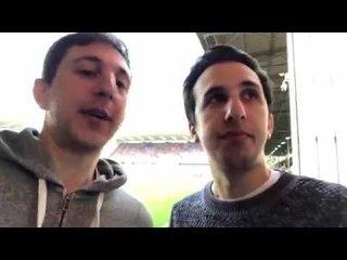 Burnley 2 Tottenham 1 | Match Reaction
