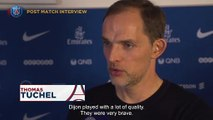 Paris Saint-Germain-Dijon FCO: post game interviews