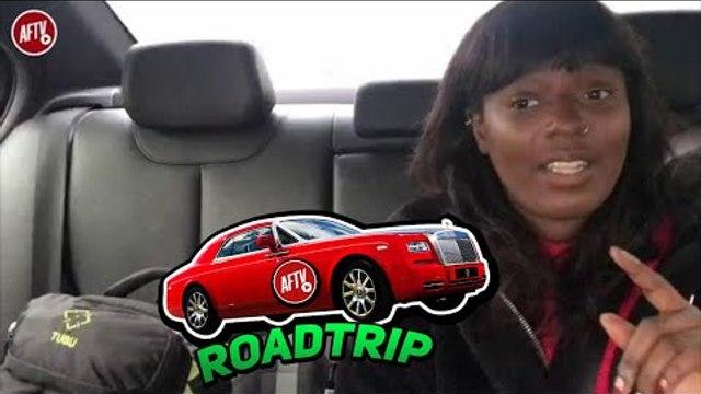 Arsenal vs Man City | Road Trip To Women's League Cup Final Ft Pippa Monique