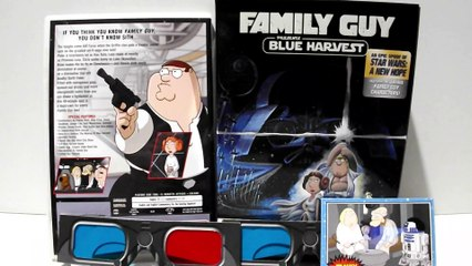family guy star wars blue harvest trailer