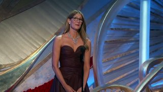 Laura Dern Introduces the Academy Museum of Motion Pictures