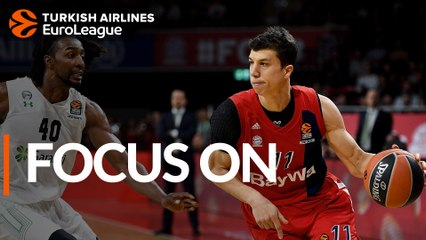 Focus on: Vladimir Lucic, FC Bayern Munich