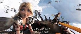 Dragons 3  Le Monde Caché - Extrait du film - La Furie Éclair