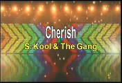 Kool and The Gang Cherish Karaoke Version